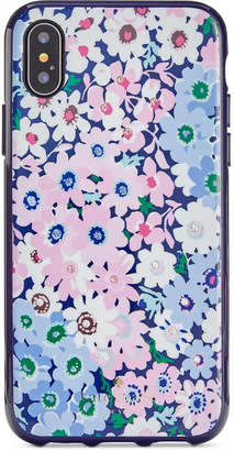 Kate Spade Jeweled Daisy Garden iPhone X Case