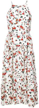A.L.C. floral print dress