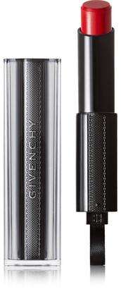 Givenchy Beauty - Rouge Interdit Vinyl Lipstick - Rose Tentateur No. 04 $34 thestylecure.com