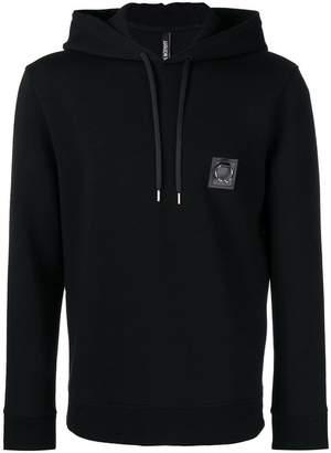 Neil Barrett piercing detail hoodie