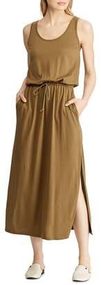 Ralph Lauren Sleeveless Maxi Dress