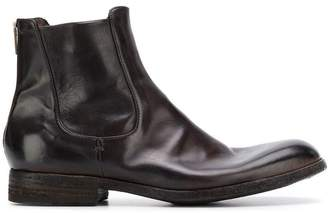 Pantanetti classic chelsea boots