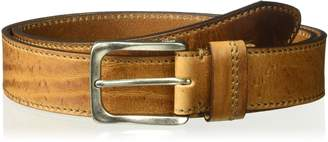 Tommy Bahama Men's 100% Leather Belt