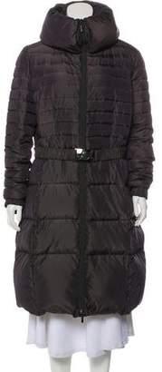 Moncler Durace Down Coat