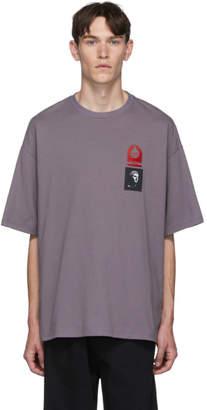 Lanvin Purple Patches T-Shirt