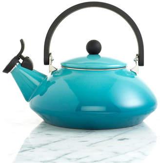 Le Creuset Enameled Steel Zen Tea Kettle