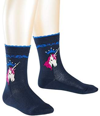 Falke Girl's Unicorn Socks,3-5