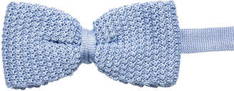 Ryan Seacrest Distinction Men's Knit Pre-Tied Bow Tie, Created for Macy's