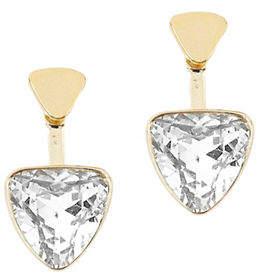 Swarovski FOXY ORIGINALS 14K Goldplated Crystal Orion Ear Jackets