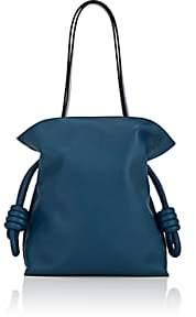 Loewe Women's Flamenco Knot Leather Bag - Indigo