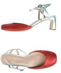 AGAIN&AGAIN High-heeled sandals
