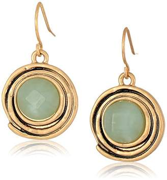 The Sak Women's Color Orbit Drop Earrings