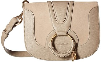 See by Chloe Hana Small Suede Leather Crossbody
