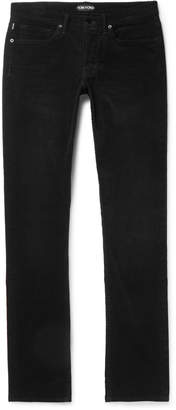 Tom Ford Stretch-Cotton Corduroy Trousers