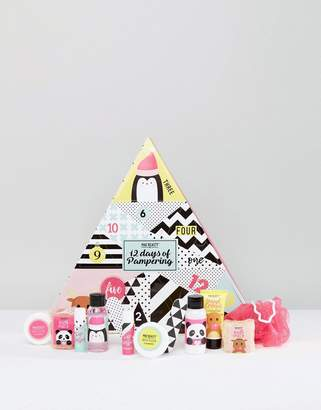 Beauty Extras Mad Beauty Asos Exclusive 12 Day Advent Calendar