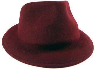 Justine Hats Felt Fedora Hat For Women & Men