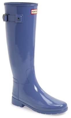 Hunter 'Original Refined' High Gloss Rain Boot