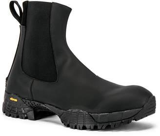 Alyx Vibram Chelsea Boot in Black | FWRD