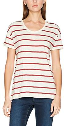Fat Face Women's Jessie Stripe T-Shirt