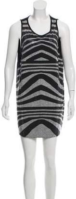 Pierre Balmain Embellished Mini Dress