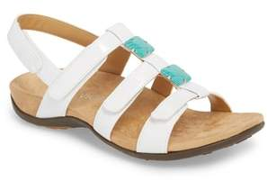 Vionic 'Amber with Orthaheel(R) Technology' Adjustable Sandal