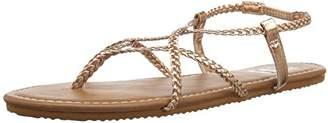 Billabong Women's Crossing Over 2 Flat Sandal