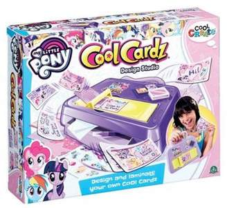 My Little Pony Cool Cards Design Studio