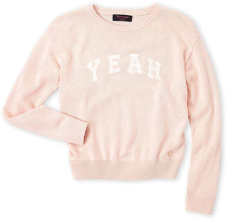 Juicy Couture Girls 7-16) Peach Yeah Sweater