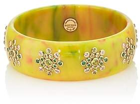 Mark Davis Women's Bakelite & Mixed-Gemstone Bangle - Yellow