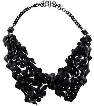 Valentino Floral Collar Necklace