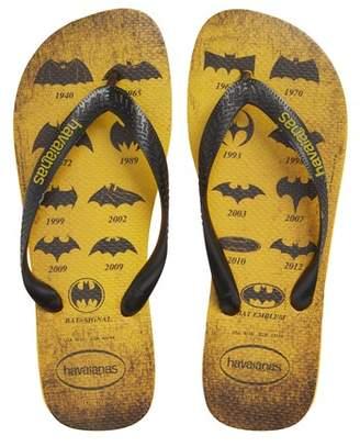 Havaianas Batman Flip Flop