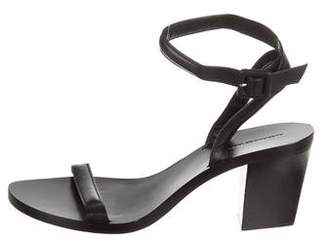 Alexander Wang Pointed-Toe Strappy Sandals