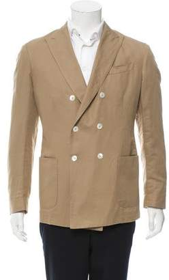 Michael Bastian Deconstructed Double-Breasted Blazer w/ Tags