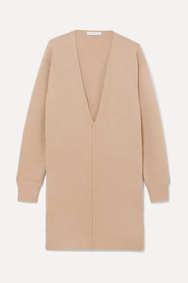 Chloé Iconic Oversized Cashmere Sweater - Beige
