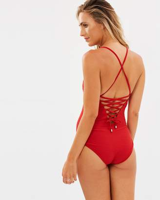 Jets Tank One-Piece