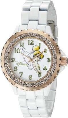 Disney Women's W001636 Tinker Bell Analog Display Quartz Watch