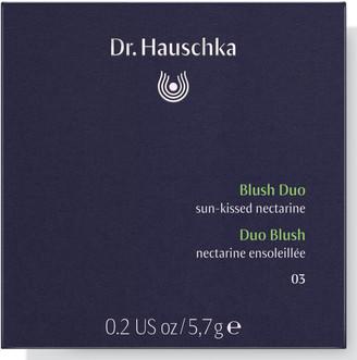 Dr. Hauschka Skin Care Blush Duo - Sun-kissed Nectarine