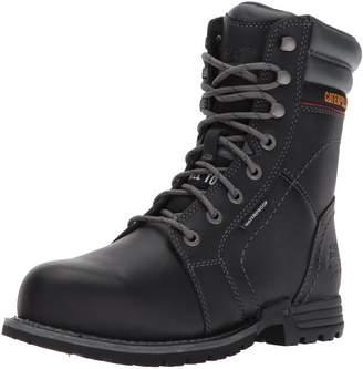 Caterpillar Women's Echo Waterproof Steel Toe Industrial and Construction Shoe