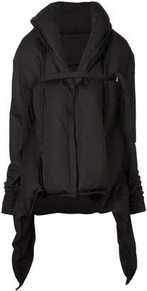 Rick Owens Short Duvet coat