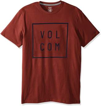 Volcom Men's Flagg Short Sleeve T-Shirt