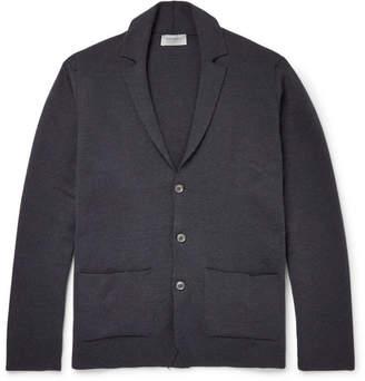 John Smedley Oxland Merino Wool Jacket
