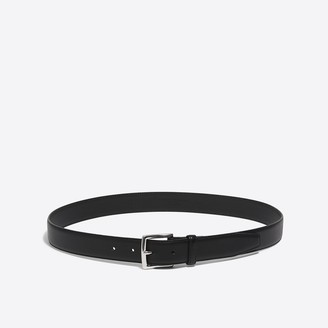 J.Crew Classic leather dress belt