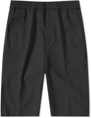 Neil Barrett Slouch Side Stripe Short