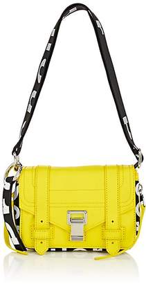Proenza Schouler Women's PS1+ Mini Leather Crossbody Bag