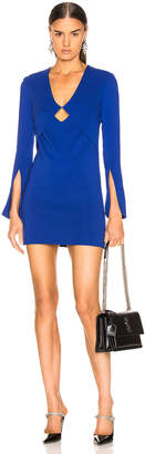 Dion Lee Cady Dress in Electric Blue | FWRD