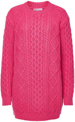 RED Valentino Virgin Wool Pullover