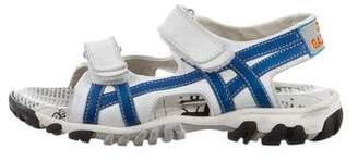 John Galliano Boys' Leather Sandals