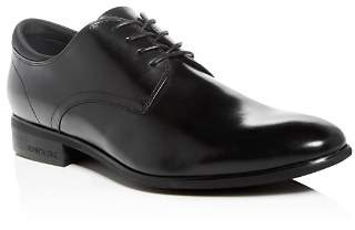 Kenneth Cole Men's Levin Leather Plain-Toe Oxfords