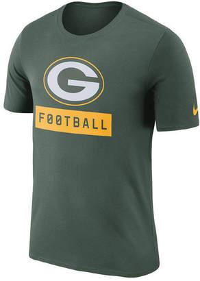Nike Men's Green Bay Packers Legend Football Equipment T-Shirt