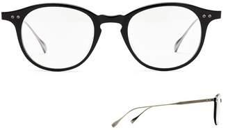 Dita Eyeglasses ASH DRX 2073 F-BLK-SLV